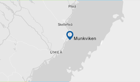 Hitta till Munkviken